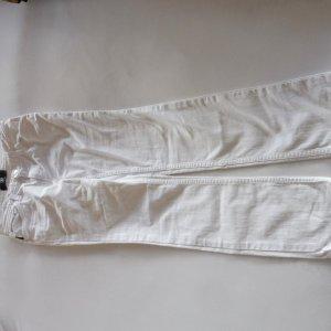 Bogner Jeans Vaquero estilo zanahoria blanco Algodón