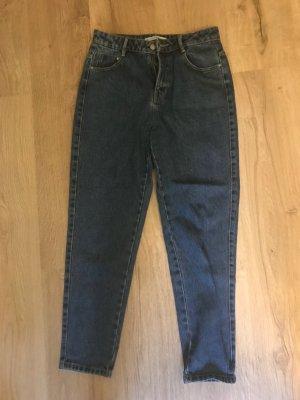 Stylische jeanshose, locker sitzend