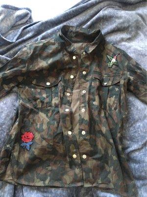 Tkmaxx Denim Jacket multicolored