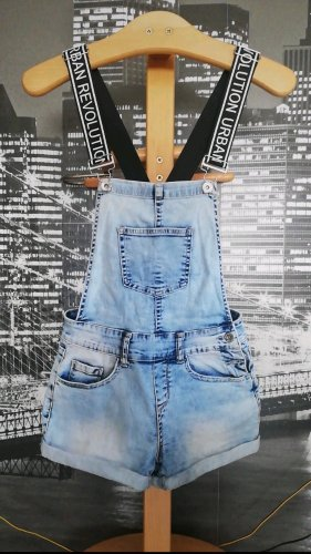 FB Sister Dungarees multicolored