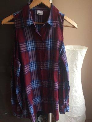Stylische Off-Shoulder Bluse