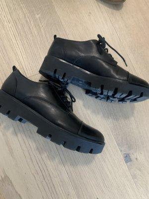 Stylische plateau Schuhe - nur 1 mal getragen
