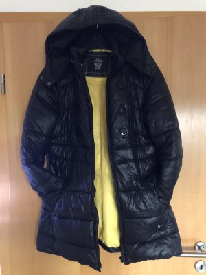 s.Oliver Quilted Jacket black polyester
