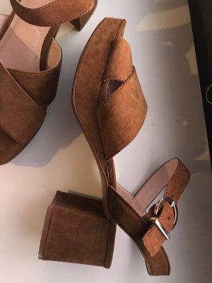 Stylische Sandale