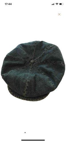 Denim & Supply Ralph Lauren Casquette gavroche gris ardoise