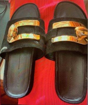 Stylische schwarze Sandalen  von Stella Luna Größe 41
