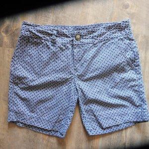 Stylische Shorts von Tommy Hilfiger in blau-weiß in Größe 34/36