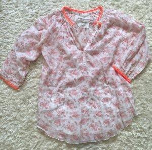 Stylische Tunika Bluse gemustert von gwynedds Gr. S
