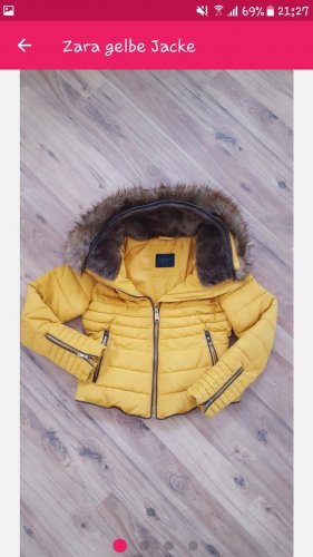 Stylische Winterjacke