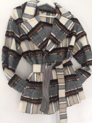 Pennyblack Giacca di lana multicolore