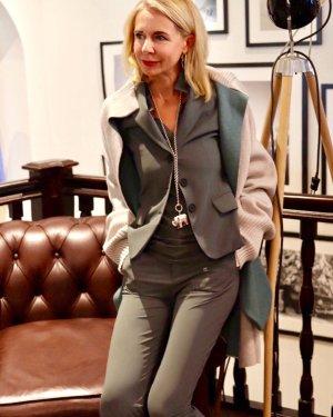 Business Suit pale blue