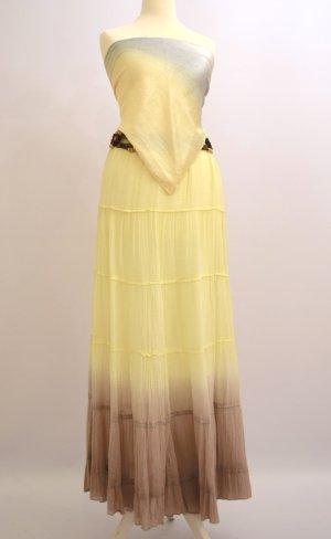 Amisu Falda larga multicolor