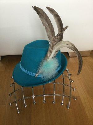 Stylischer Dirndl Damen Hut