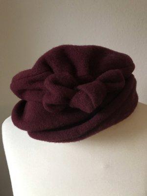 Firenze Chapeau en feutre violet