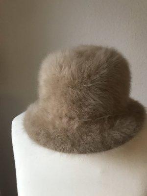 Bowler Hat beige