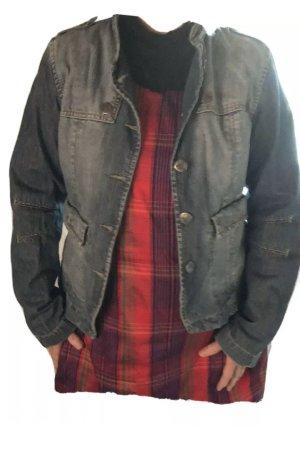 Tom Tompson Marynarka jeansowa niebieski-błękitny