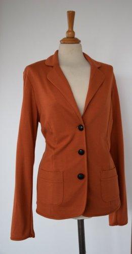 Stylischer Jersey Blazer aus Viskose Gr. 40 - neu