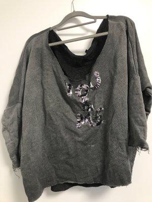 Cotton Candy Sweter z krótkim rękawem Wielokolorowy