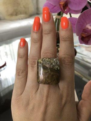 1.2.3 Paris Statement Ring bronze-colored