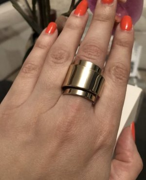Accessorize Gouden ring goud