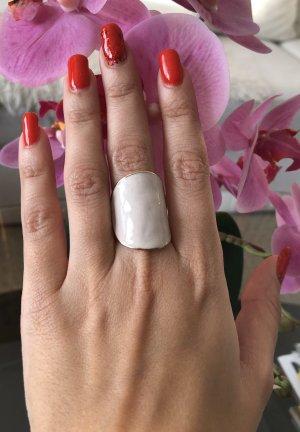 Stylischer Ring  Stein Gr.S Neu Mit Etikett