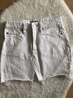 Stylischer weißer Jeans-Rock von Tally Weijl
