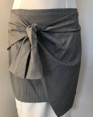 Stylischer Wickelrock von Zara Gr. L