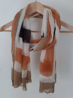 unknown Chal veraniego naranja-marrón