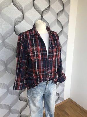 Stylisches Hemd REPLAY (L) Kariert NP 89€