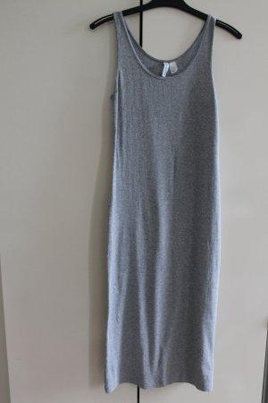 H&M Divided Robe stretch gris-gris clair