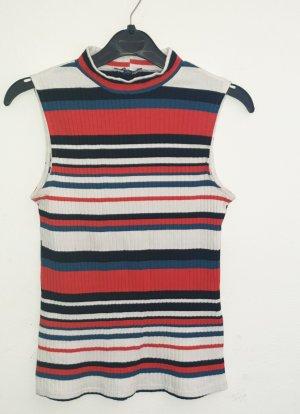 Kiabi Woman Stripe Shirt multicolored