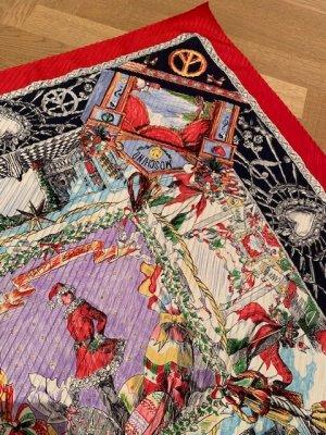 Moschino Zijden doek veelkleurig Zijde