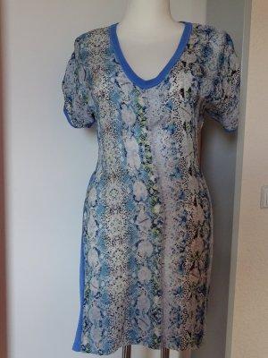 Stylisches Sommerkleid - VERSAC - neuwertig - GR 36 - blau