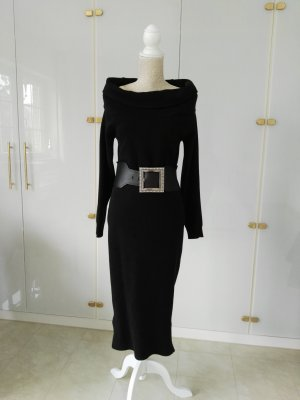 Costes Knitted Dress black
