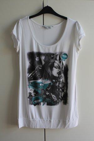 Stylisches T-Shirt mit Druck