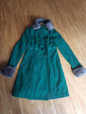 Blutgeschwister Winter Coat grass green