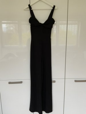 Bershka Pantalón de vestir negro