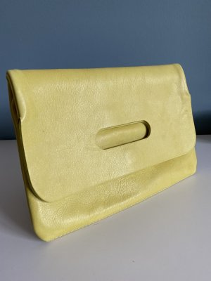 Alexander Wang for H&M Clutch lime yellow
