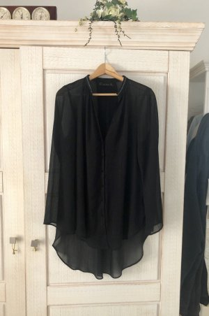 Stylishe lange Tunikabluse von Zara
