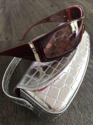 Angular Shaped Sunglasses purple
