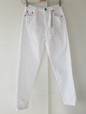 Subdued Jeans boyfriend blanc