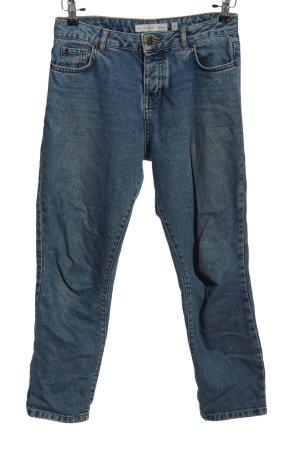 Subdued Boyfriend Jeans blue casual look
