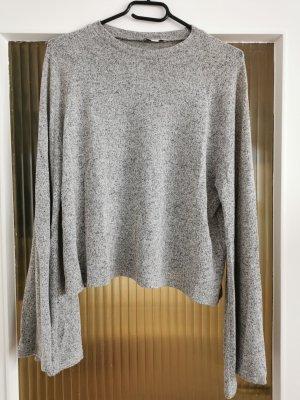 Subdued Camicia cropped grigio chiaro