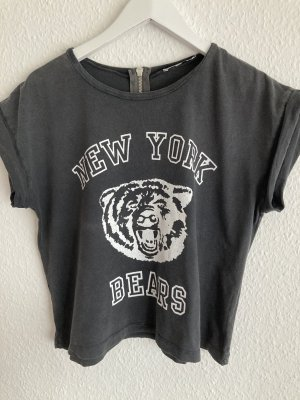*Subdued* Cropped Shirt NEW YORK BEARS, Gr. M
