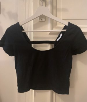 Subdued Cut Out Shirt