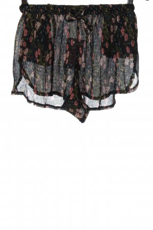 Subdued Hot pants stampa integrale stile casual
