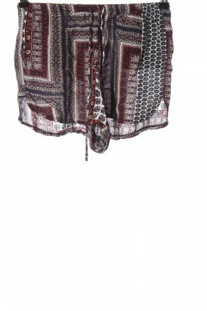 Subdued Hot pants motivo floreale stile casual