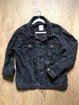 Subdued Denim Jacket anthracite