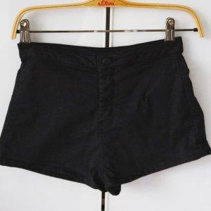 Subdued Pantaloncino di jeans nero