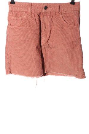 Subdued Minigonna rosa stile casual